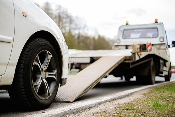 car rescue company accountants in Hampshire