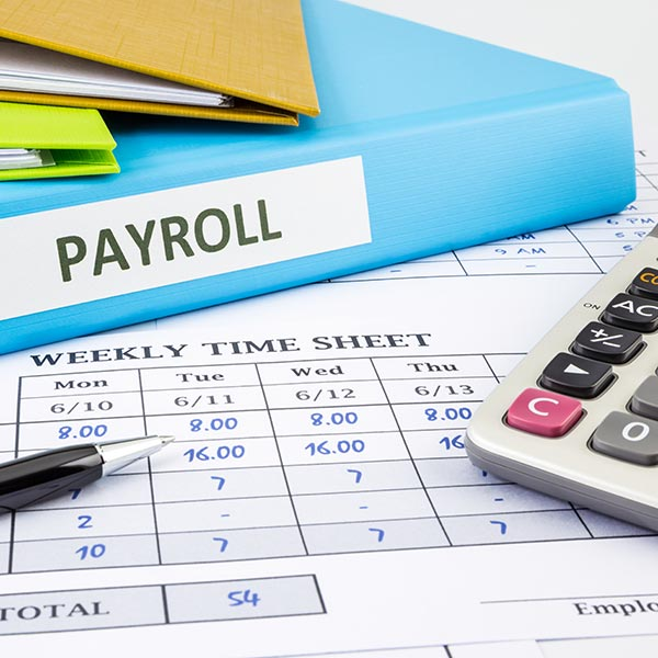 payroll services andover